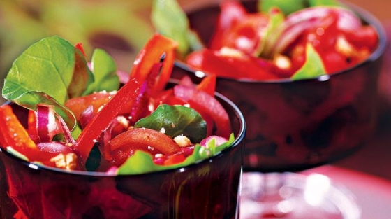 Crimson Salad