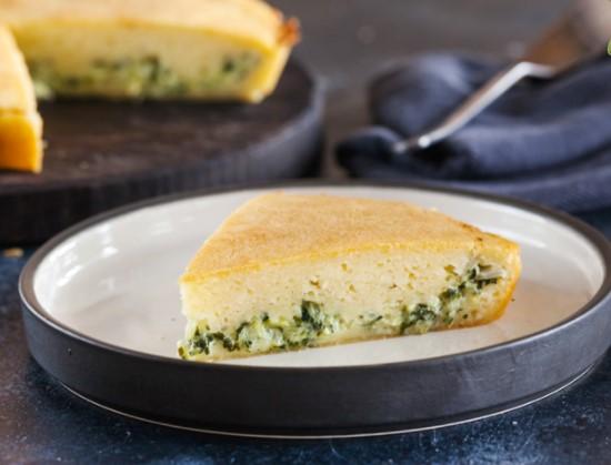 Jellied Сabbage Pie with Sour Cream