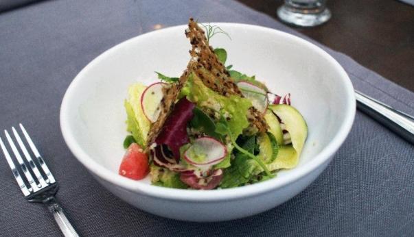 Quinoa and Kombucha Salad