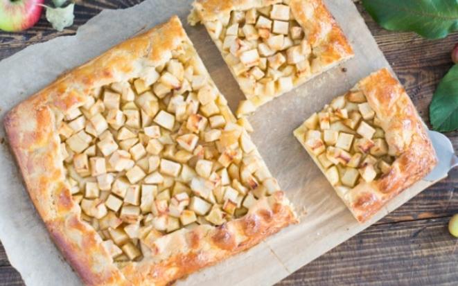 Sand Apple Pie