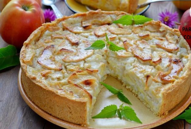 Tsvetaevsky Apple Pie