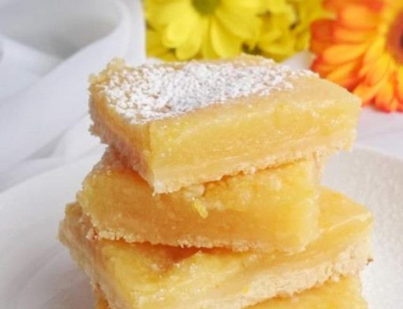 Lemon Bars (lemon bars)