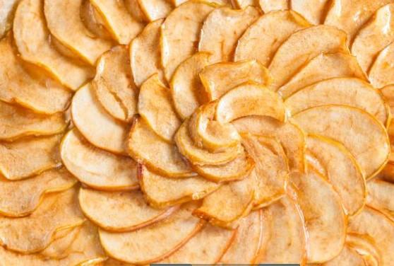 Apple-Curd Charlotte