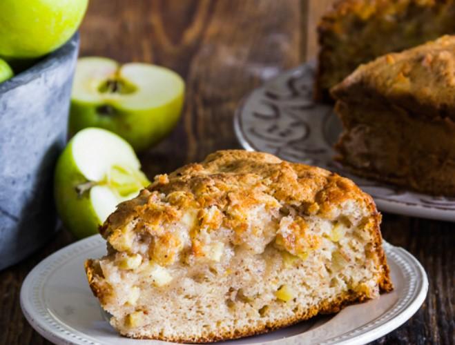 Apple Pie with Kefir