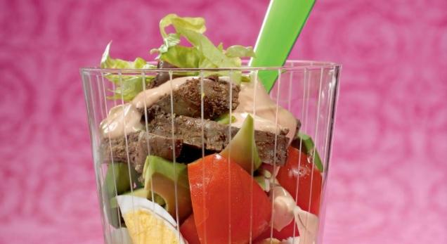 Périgourdine  Salad