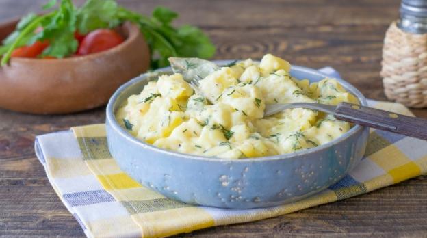 Potatoes in Sour Cream