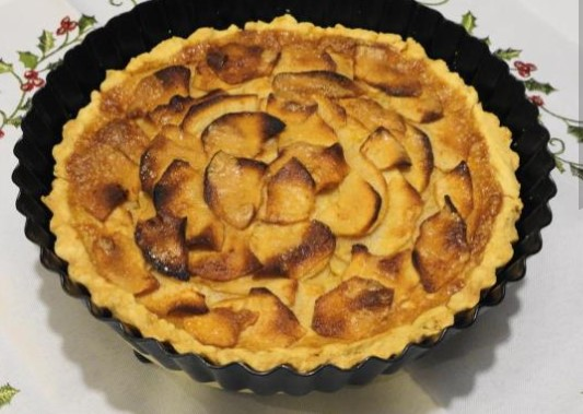 Apple Pie (Tarte Vergeoise Aux Pommes)