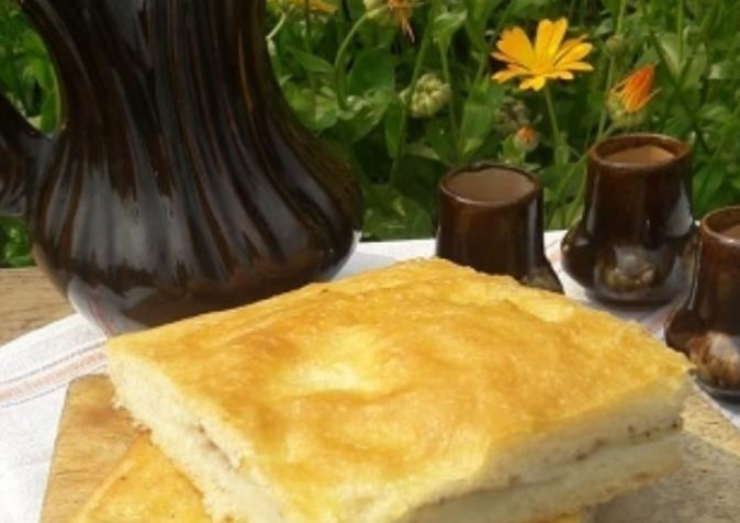 Fragrant Potato Pie