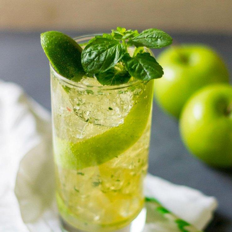 Mint cider