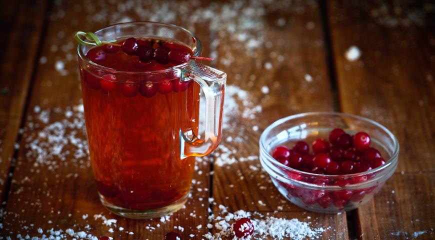 Siberian tea punch