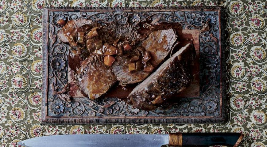 Strakotto by Jamie Oliver