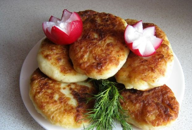 Best Potato cutlets with mushrooms