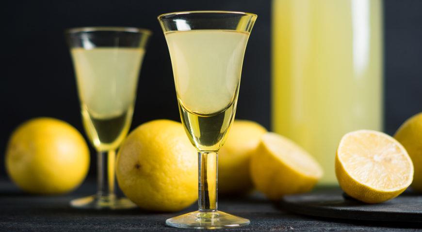 Limoncello Limo