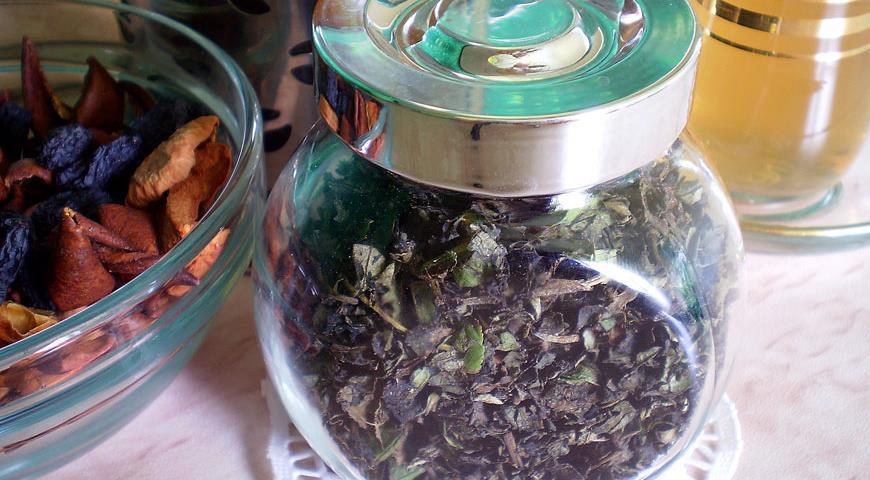 Herbal Fermented Tea Summer Flavors