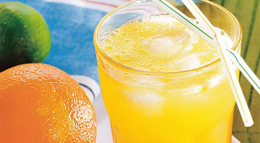 Toning Orange Juice