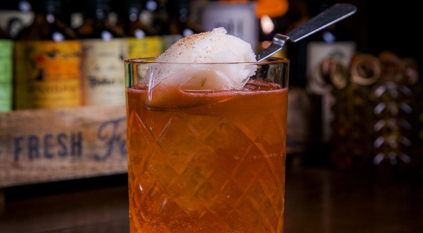 Sierra cocktail