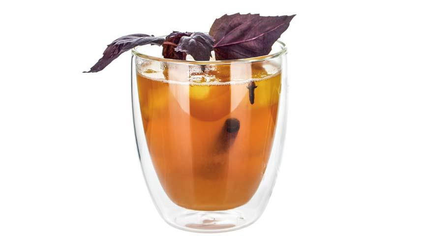 Pineapple Basil Tea