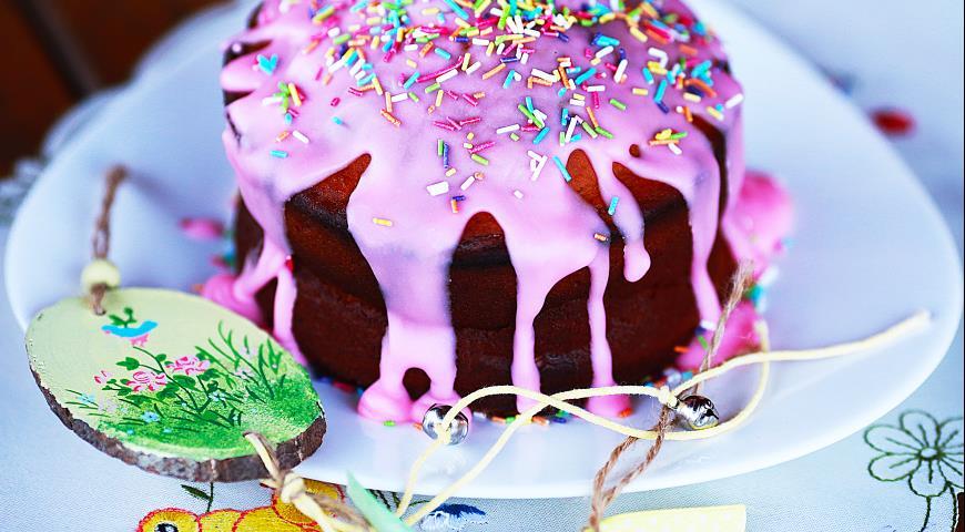 Easter Cake with Jasmine Aroma, Tangerine Summer Taste and Coconut Mood