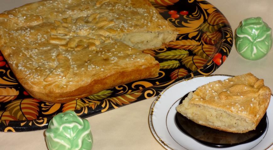 Patatopita Pie