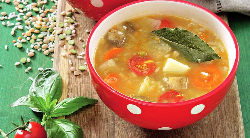 Lean Minestrone Soup 2