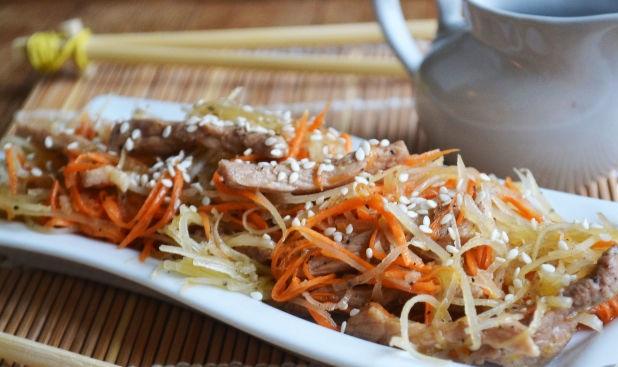 Korean salad