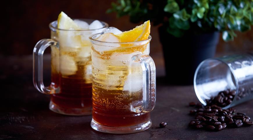 Coffee lemon