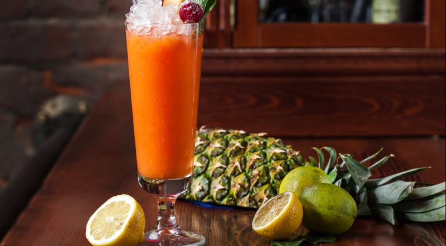 Cocktail Megasmoothie