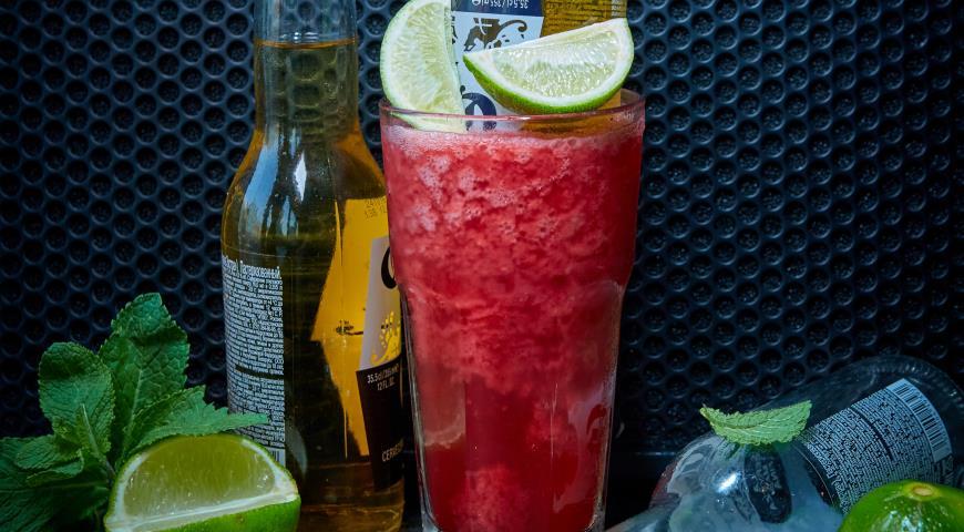 Tequila raspberry