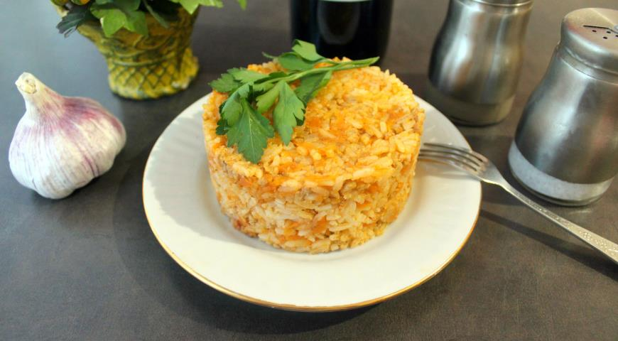 Stewed rice with minced meat