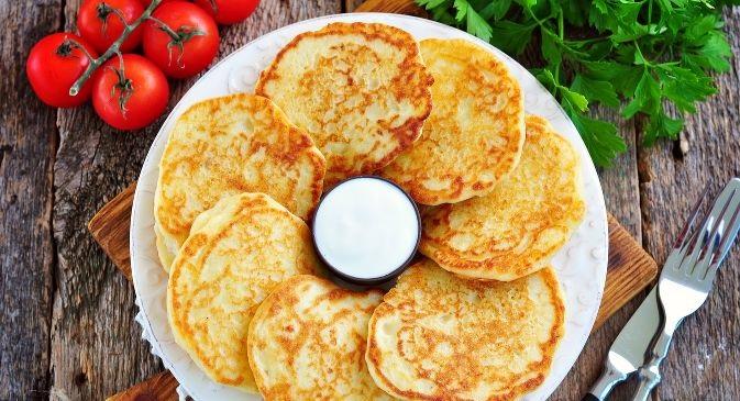 Boxty (Irish potato pancakes)
