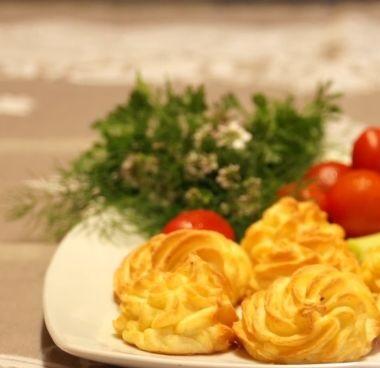 Ducal potatoes