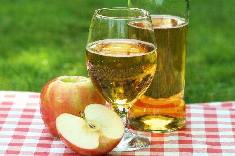 Scented Apple Cider