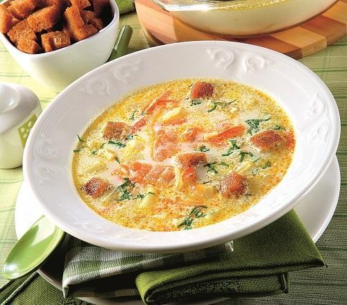 Secret Ingredient Fish Soup - Write the Recipe