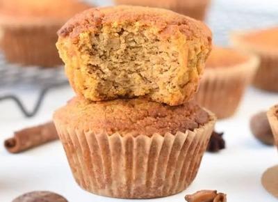 Pumpkin keto muffins