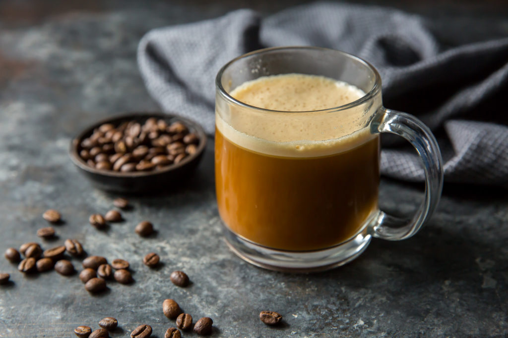 Armored coffee for keto