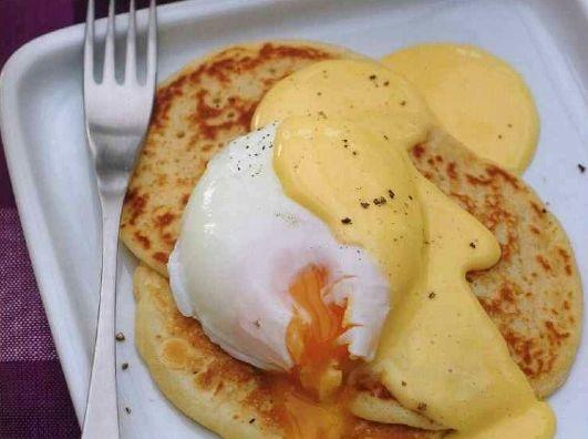 Benedictine breakfast