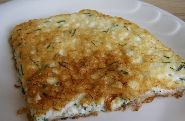 Protein omelet