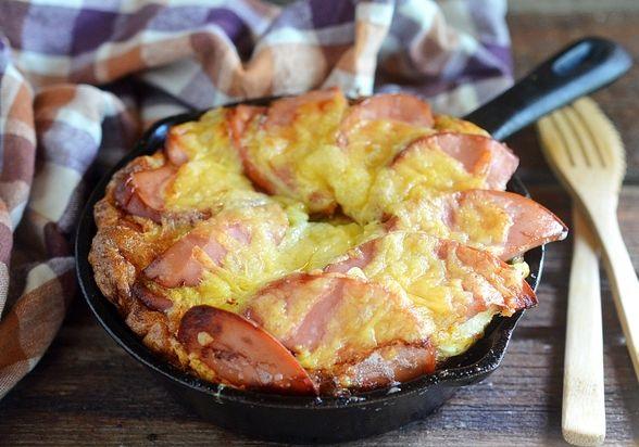Omelet casserole