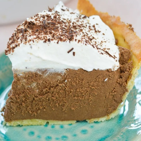 French keto pie