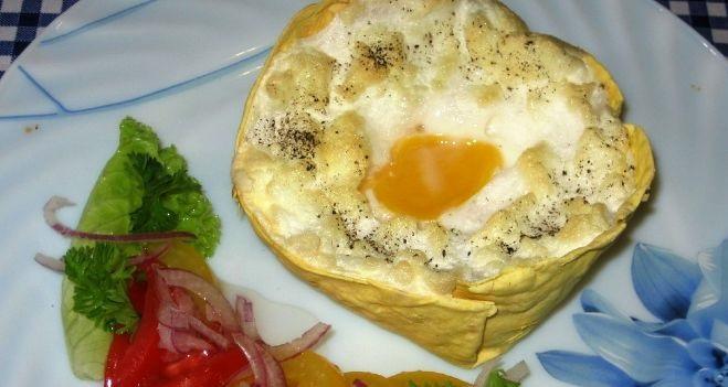 Scrambled eggs