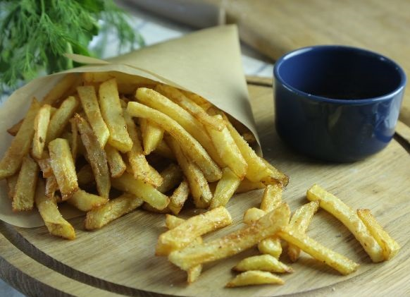 French fries at home
