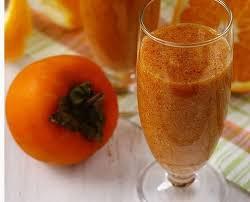 Persimmon drink