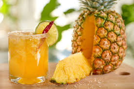 Pineapple fizzy