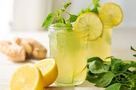 Lettuce lemonade