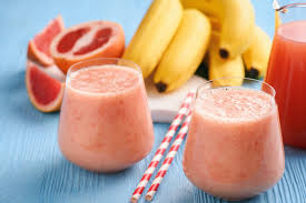 The easiest and most delicious fruit smoothie