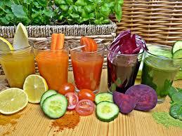 Vegetable lemonade