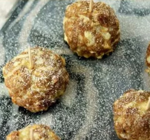Keto Ground Beef Meatballs