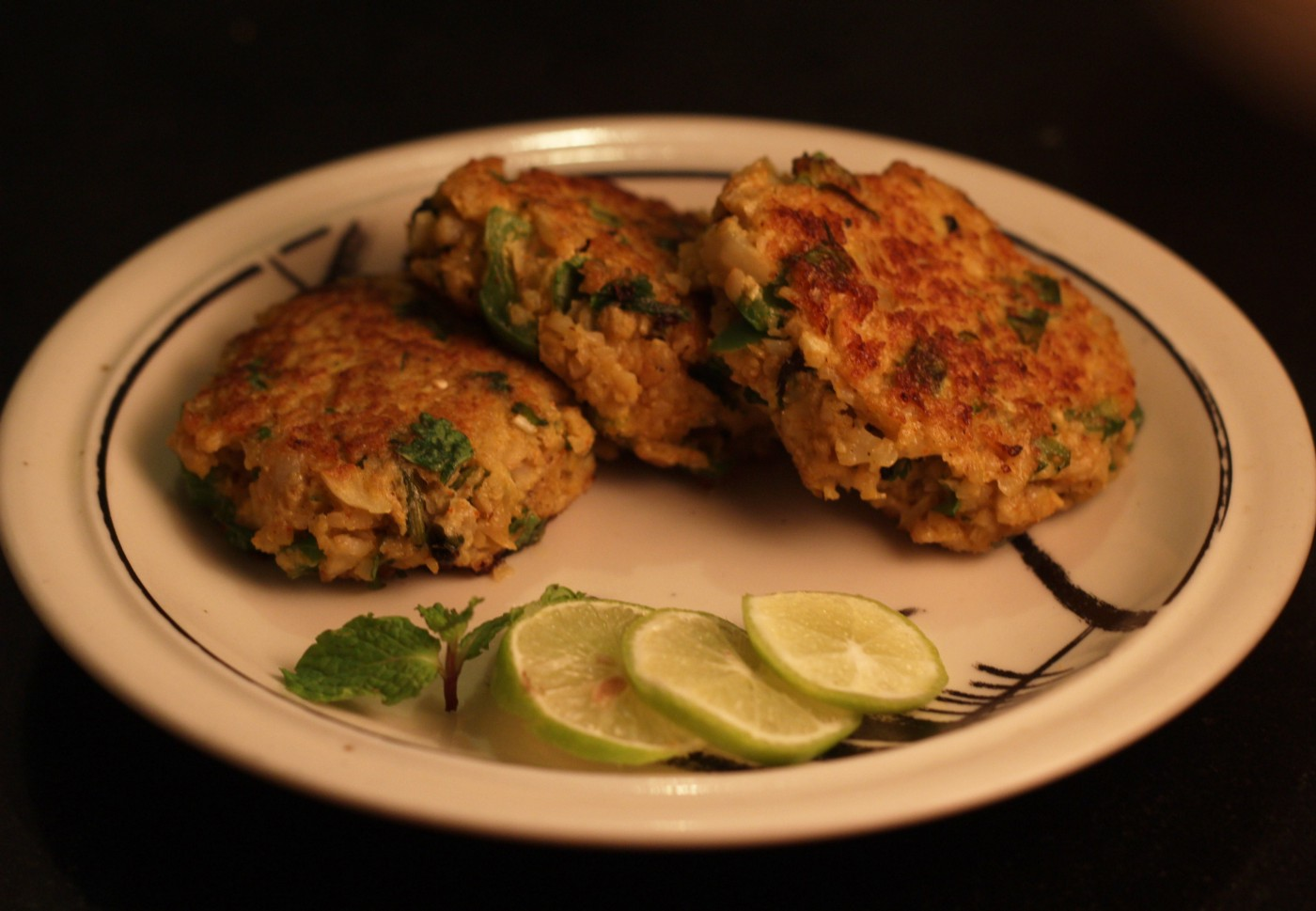 Cabbage keto cutlets