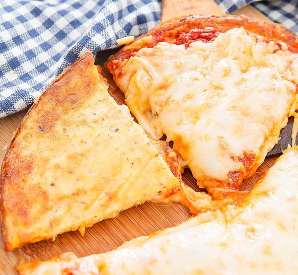 Keto pizza (base) without flour