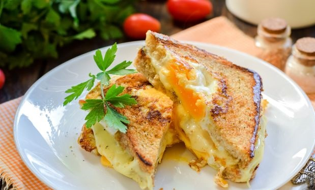 Best Egg and cheese sandwich